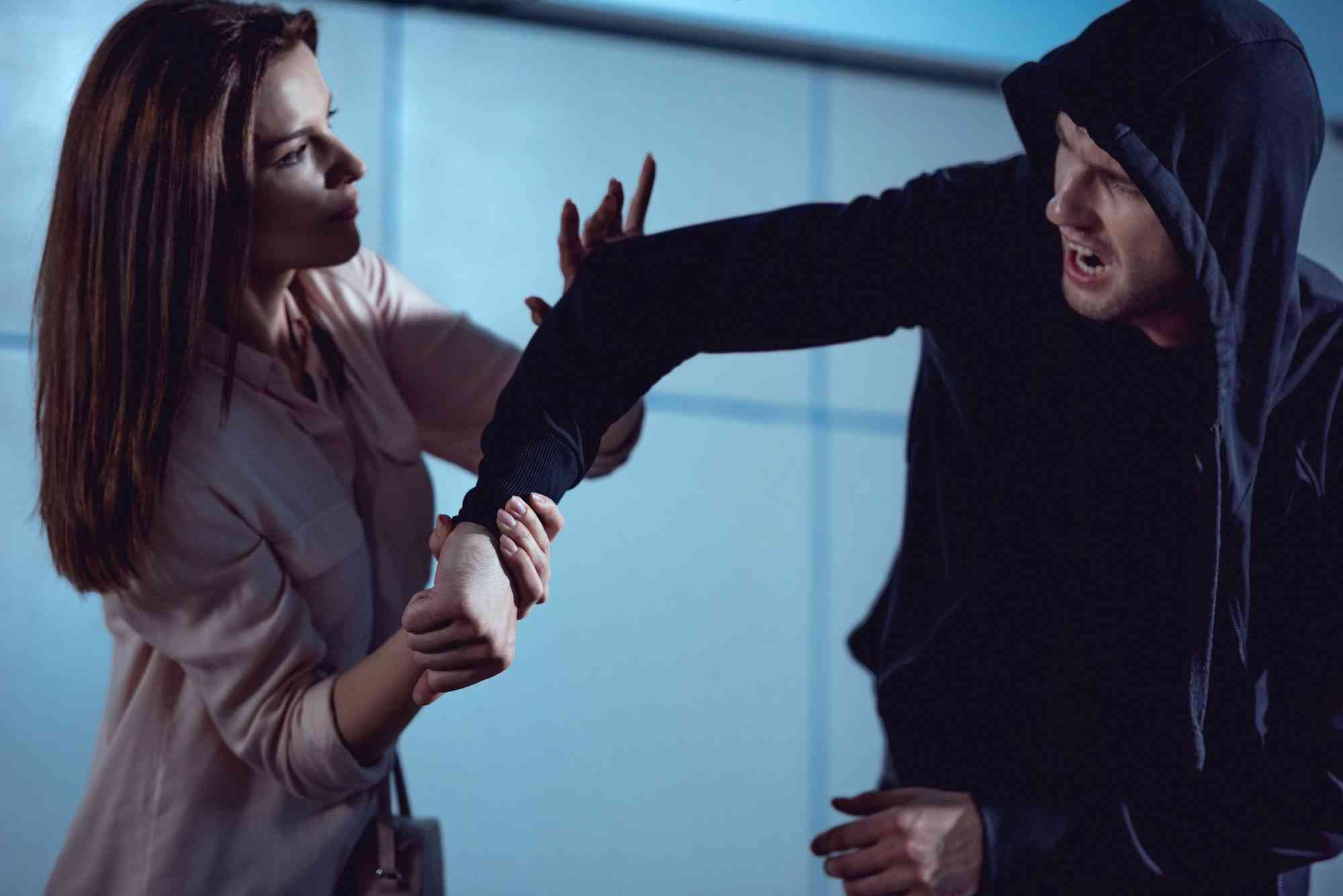 Women's Self-Defense Tips and Tactics: What to Hit Him With!